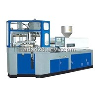 PET Plastic Injection Molding Machine for Bottle or Pipe