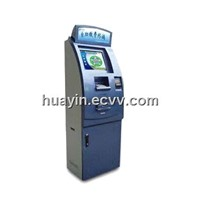 Standing Payment Kiosk