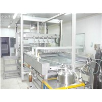 Used Italy MEDICA Hollow Fiber Ultrafiltration Membrane Production Line
