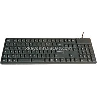 106 Keys IP68 Medical Keyboard (X-NP106SD)