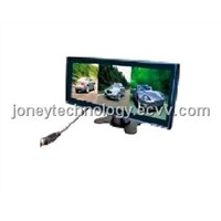 10.2 inch mobile LCD monitor for car/bus