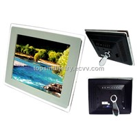 12inch Acrylic Digital Picture Frame with MP3/Video