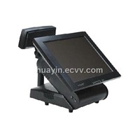 "15"" touch pos terminal system"