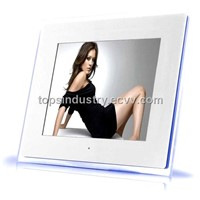 15inch Acrylic Large Size Digital Photo Frame