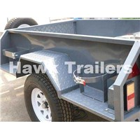 2011 HAWK'S New Camper Trailer