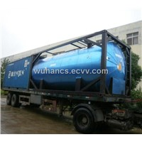 20ft Bitumen Container tank