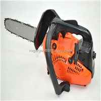 25cc homeowner chain saw with 16inch guide bar and blade