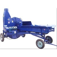 28kw Portable straw shredder with capacity of 8-18t/h