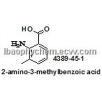 2 - amino - 3 - methyl benzoic acid