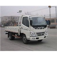 2ton Foton gasoline light duty truck