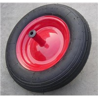 325-8 rubber wheels from qingdao city