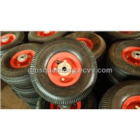350-4 rubber wheels