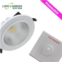 3W/5W/10W/15W/20W/30W  dimmable downlight