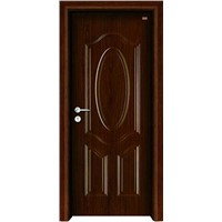 3 Panel Interior Wooden Door 1