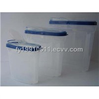 3pcs food storage containers