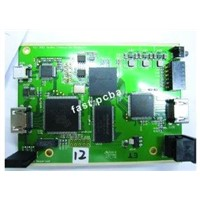 4 layer printed circuit board for fleet management system