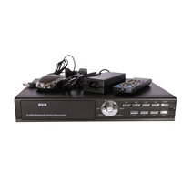 4ch standalone dvr H.264 for network use