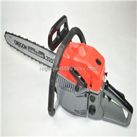 52cc professional chain saw with 20inch guide bar and blade