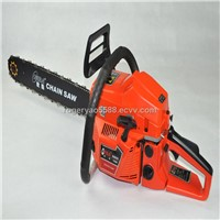 58cc gasoline chain saw with 20inch guide bar and blade