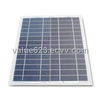 5W Poly Crystalline Silicon Solar modules/panel