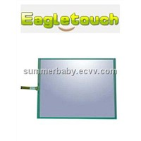 "5 wire resistive touch screen.(size from 10.2"" to 22"")"