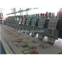 615 flat embroidery machine without trimmer