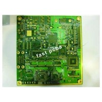 6 layer HDI PCB for game machines