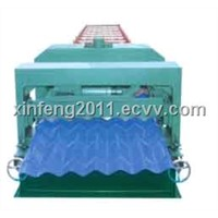 760 Glazed Tile Roll Forming Machine