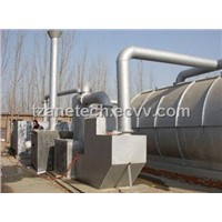 8.5 Kw Waste Tire Oil Refining Plant--Extract Oil Directly from Tires
