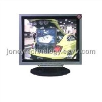AV/TV/BNC/PC LCD monitor competitive price and high quality!