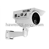 Array LED waterproof camera
