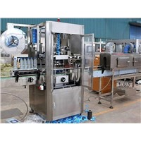 Automatic Shrink Sleeve Labeling Machine of PM-150