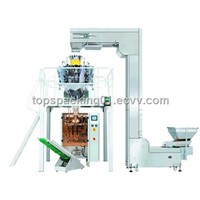 Automatic Vertical Granular Bag Packing System