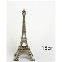 Best selling Eiffel Tower,Free shipping tower Holiday decoration/Size:18cm