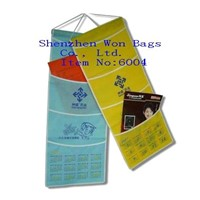 Bifunctional Nonwoven Recyclable Calendar