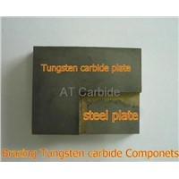 Brazing Tungsten Carbide Components