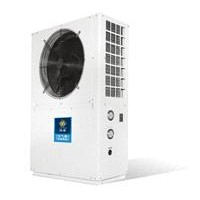 CCHH combine cooling, heating & hot water heat pump