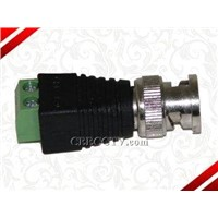 CCTV RG59 BNC Connector Q9 Head CEE-BNCC6