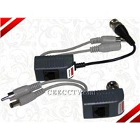 CCTV via Cat-5 Twisted Pair Audio/Video/Power Balun Transceivers (Pair) CEE-TP11