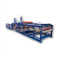 CNC reinforcing/wire/fencing mesh welding machine