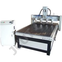 CNC router with four heads JCUT-1218B-4