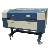 CO2 Rubber laser cutting machine NCC6090-60/80W