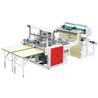 CQC-800 Dual-channels Bottom-seal Bag Making Machine