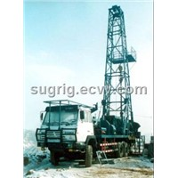 CSTM500 Truck Mounted Core Drilling Rig