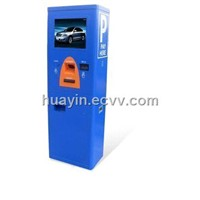 Car Parking Kiosk Equipment