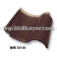 Clay Spanish Roof Tile