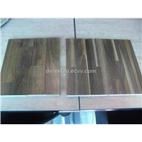 Click Joint walnut engineered flooring