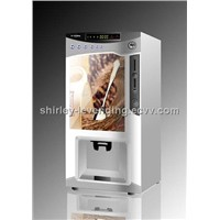 Coin operated coffee vending machine (F303V)
