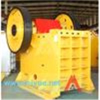 Construction Machinery PE Jaw Crusher