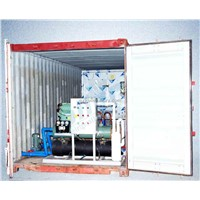 Containerized Ice Block Machine&Cold Room